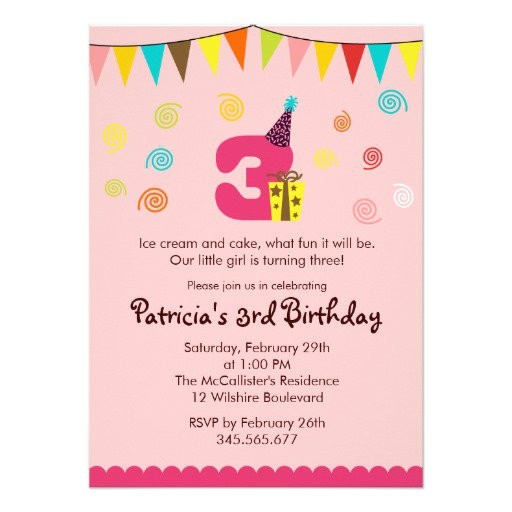 10 year old birthday invitation wording