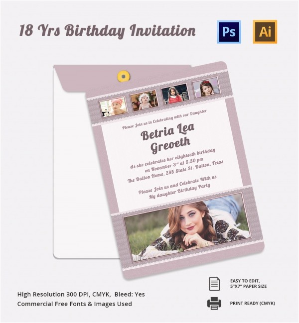 birthday celebration invitation templates