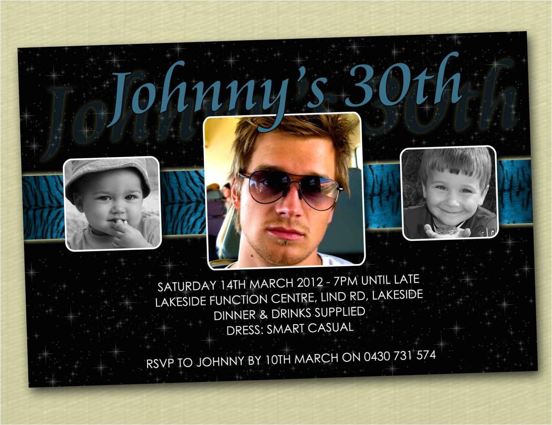 personalised birthday invitations 16th