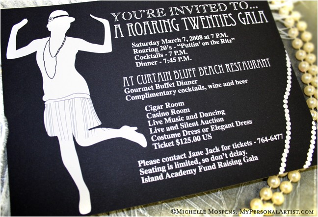 hosting a roaring 20s theme party costume and party ideas