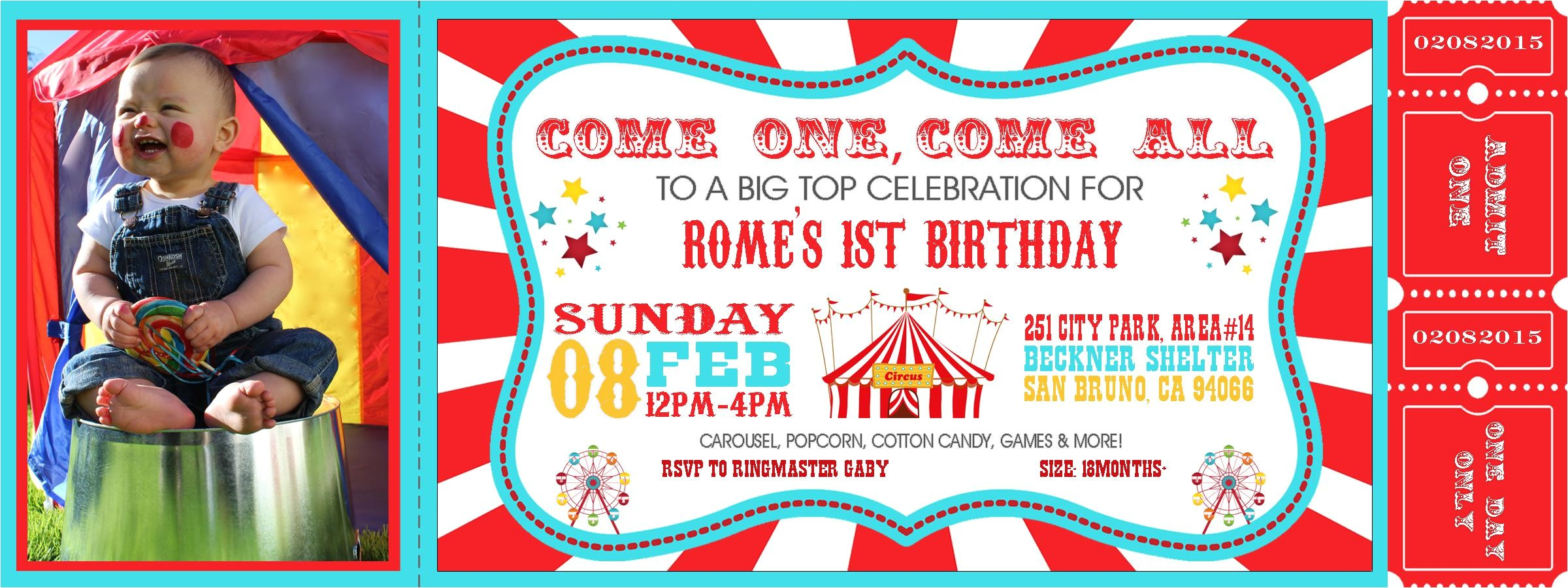 carnival birthday party invitations with some fantastic invitations using magnificent layout of party invitation templates 3