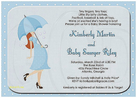 baby boy shower invitations wording