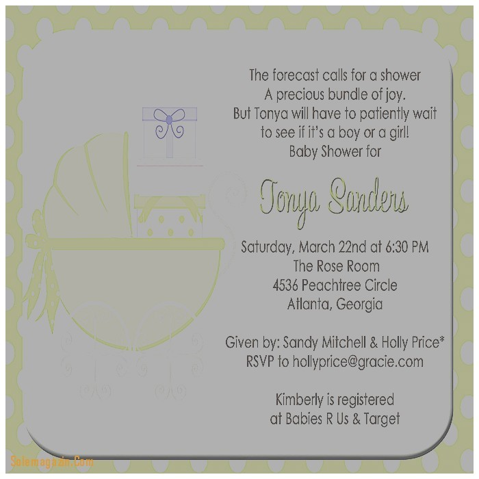 baby shower invitation new baby shower invitation wording ideas
