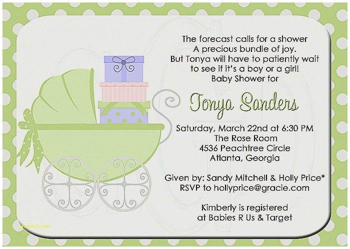baby shower invitation wording ideas for second child