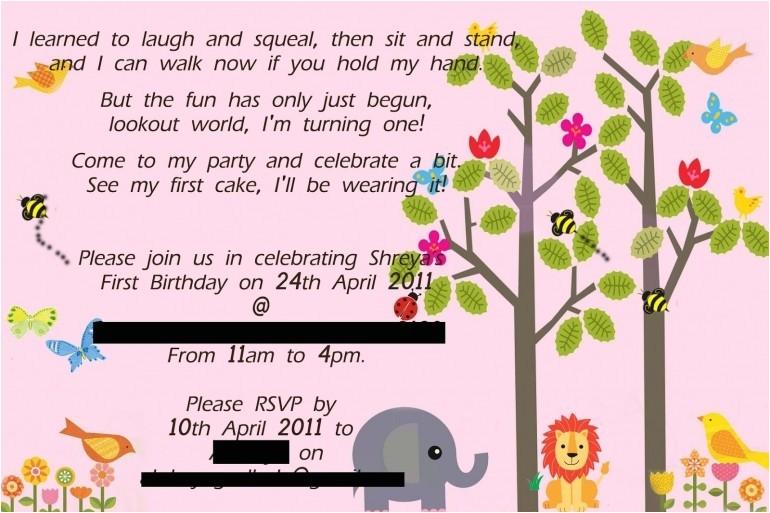 15 awesome first birthday party invitations