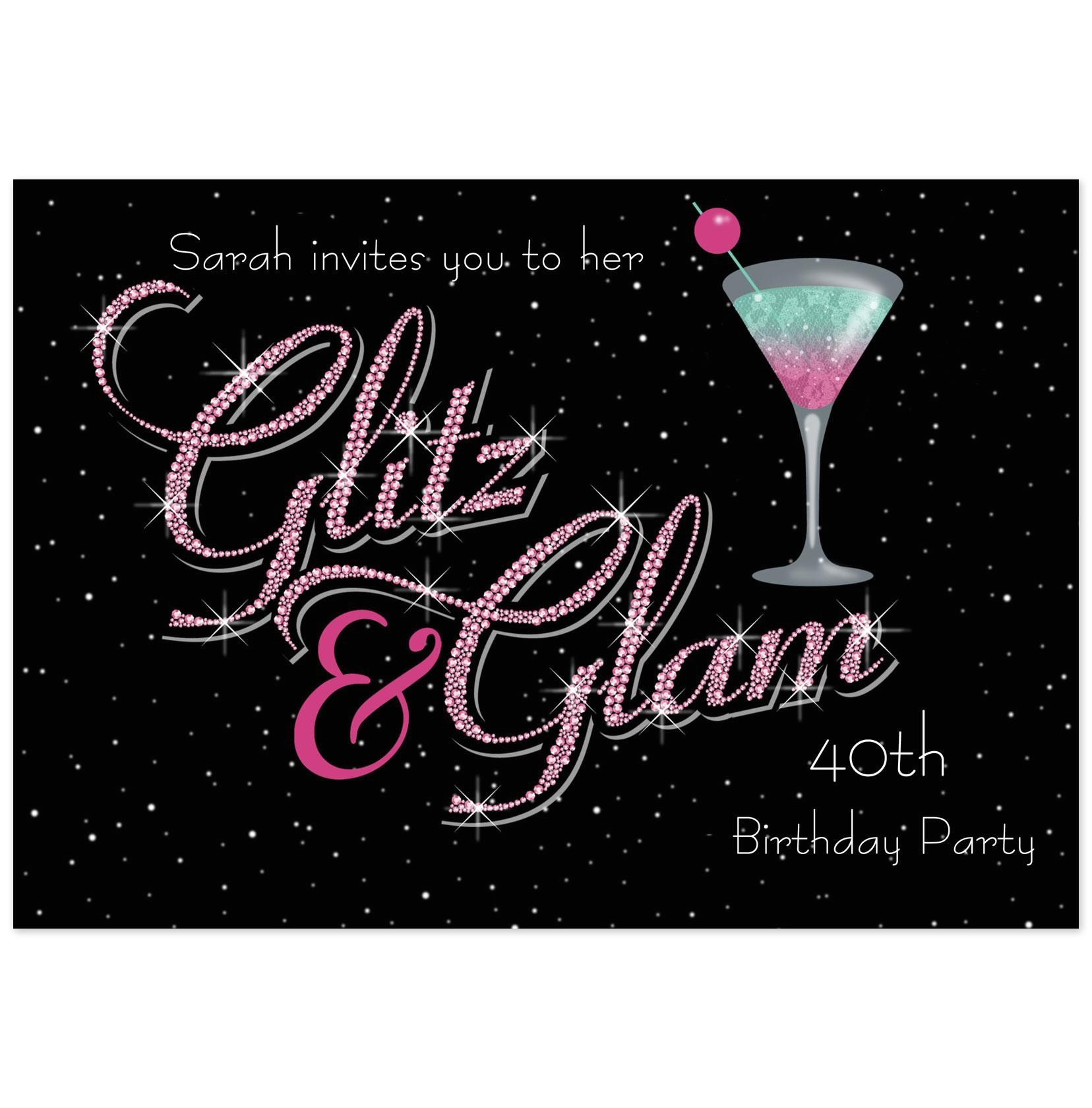 40th Birthday Invitations Female 40th Birthday Quotes for Ladies Quotesgram