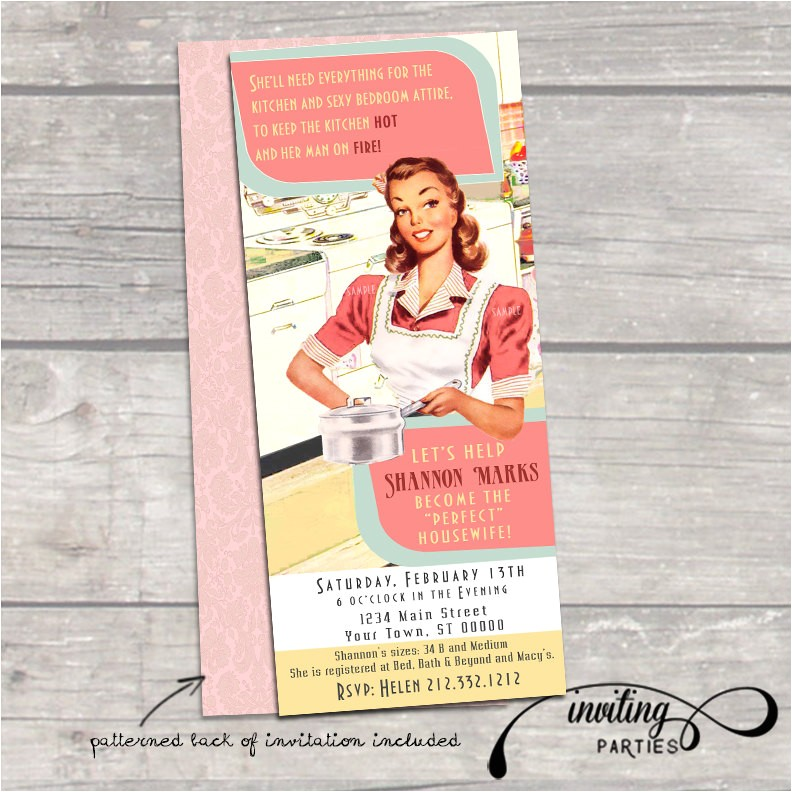 vintage pastel retro 50s housewife
