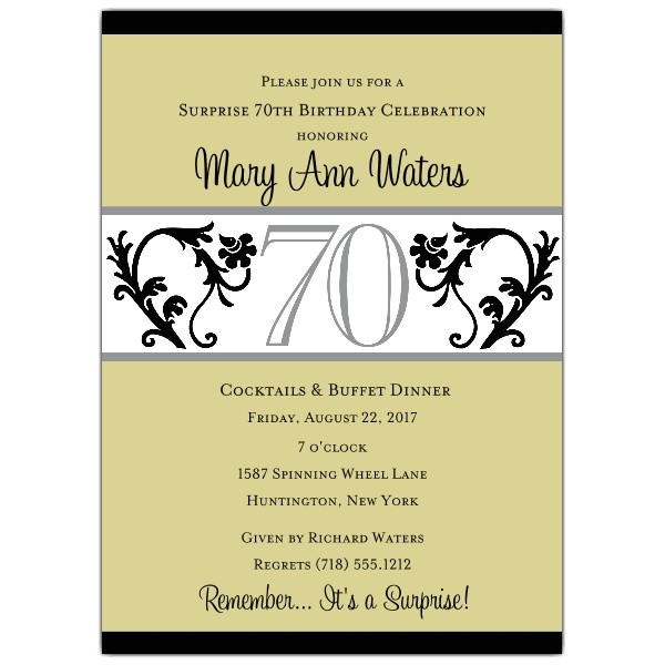 ^surprise70thbirthdayinvitations^