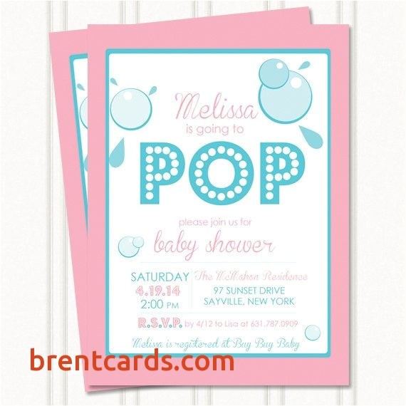 ready to pop baby shower invitations ready to pop baby shower invitation
