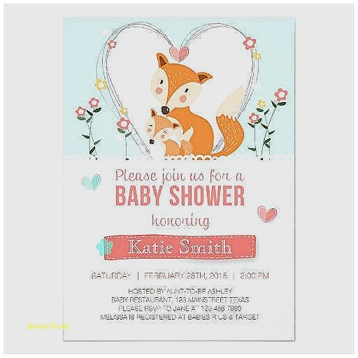 autumn themed baby shower invitations
