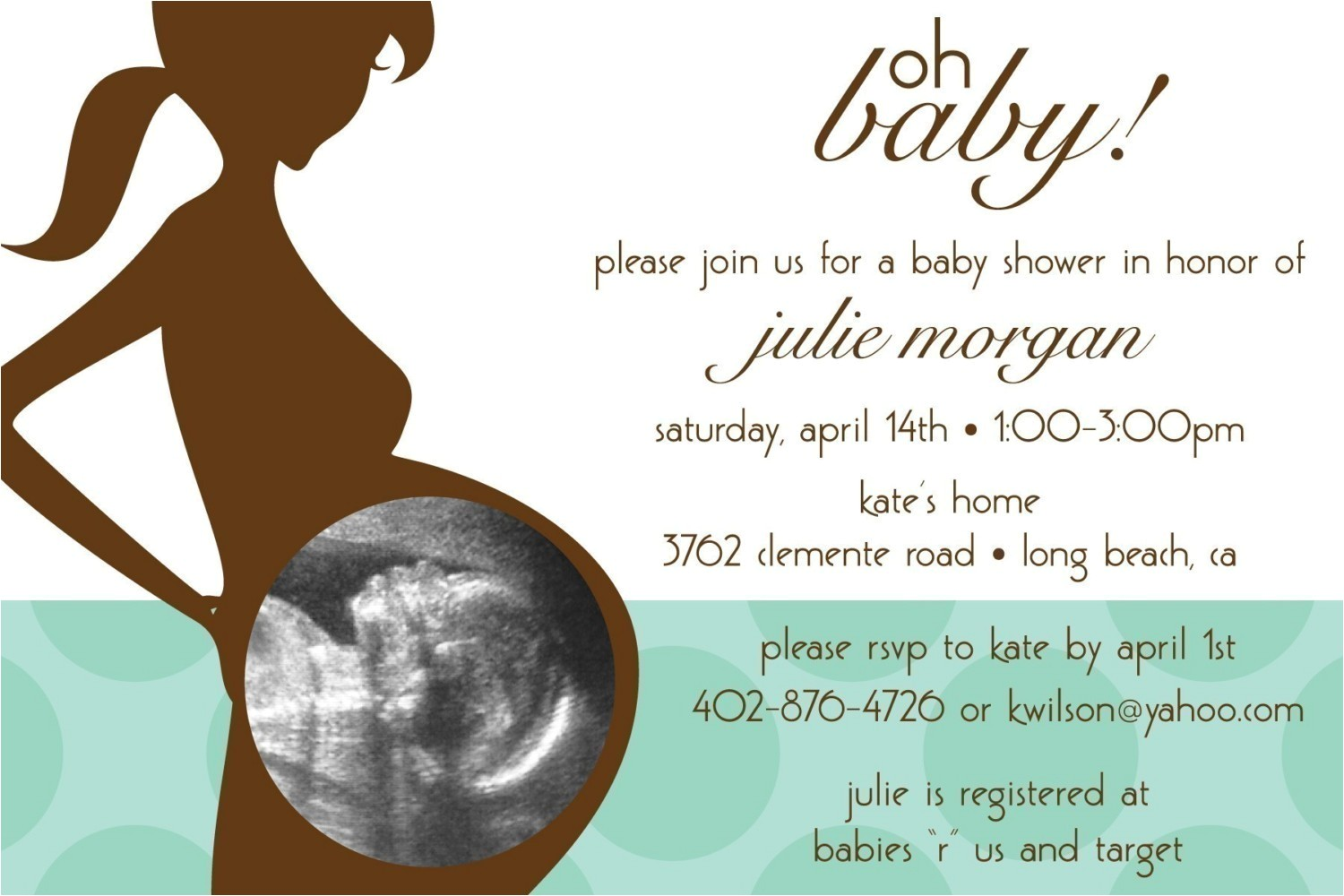 baby boy shower invitations cheap