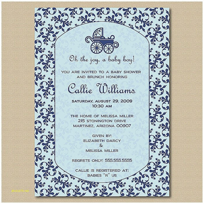 baby shower invitation wording poems
