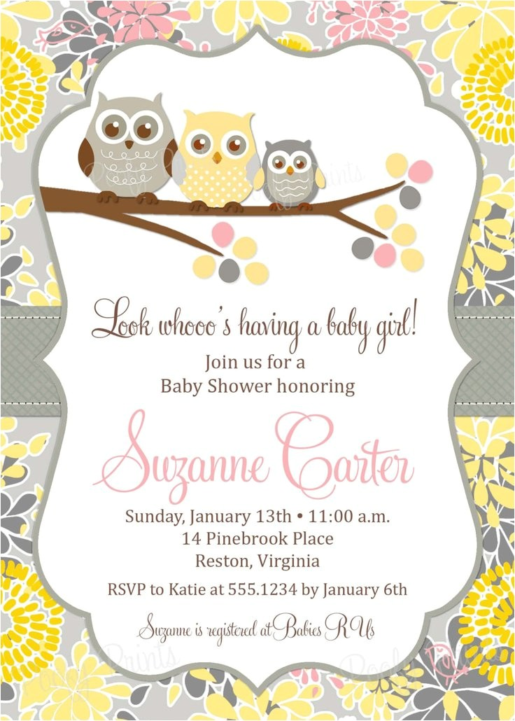 baby shower after baby is born invitations wording