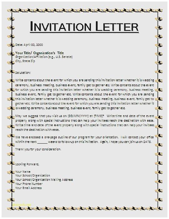 baby shower invitation letter
