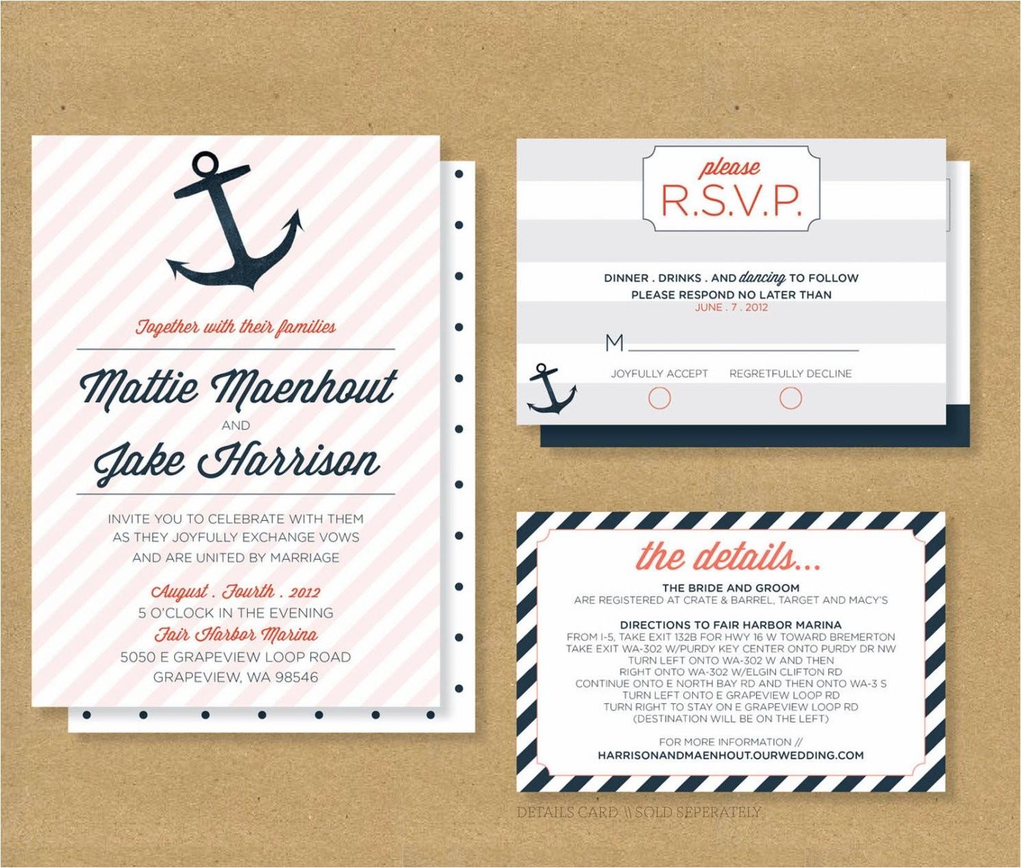 wedding invitation acceptance wording