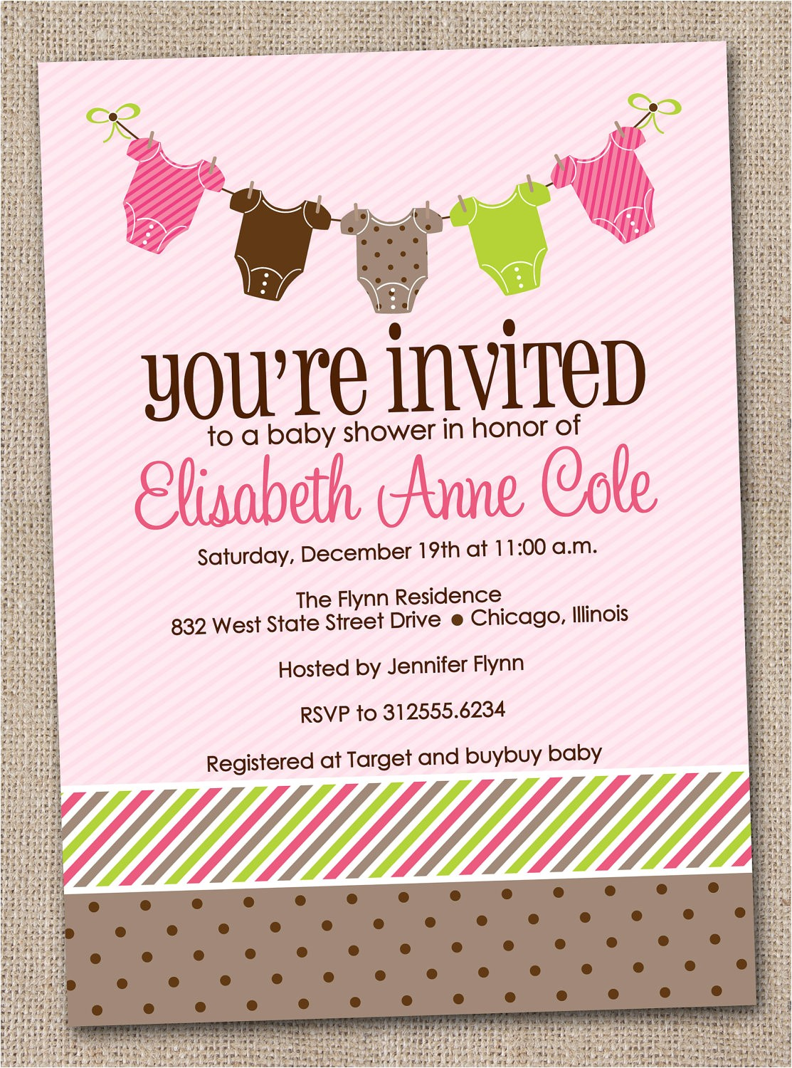 sprinkle baby shower invitations