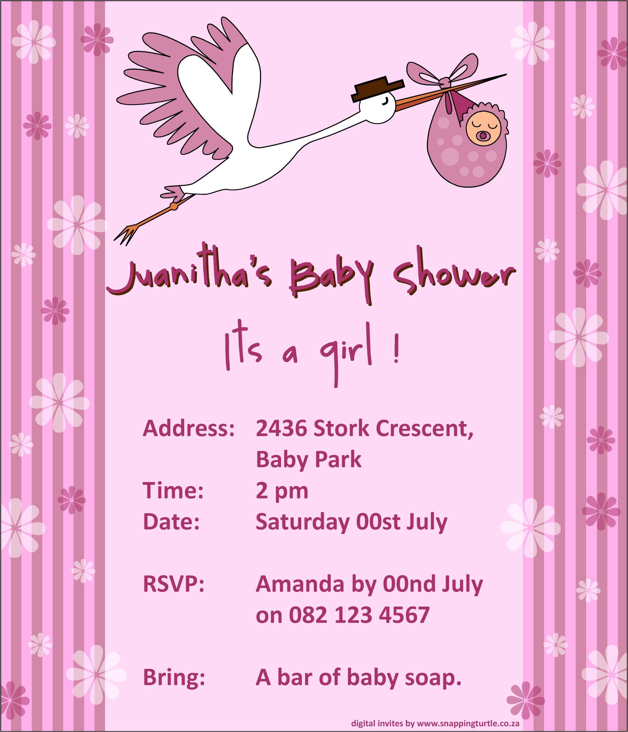 monkey baby shower invitations templates