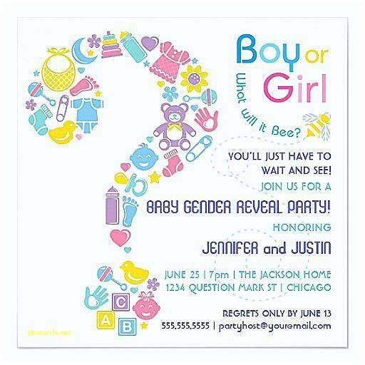 baby shower invitation ideas for unknown gender