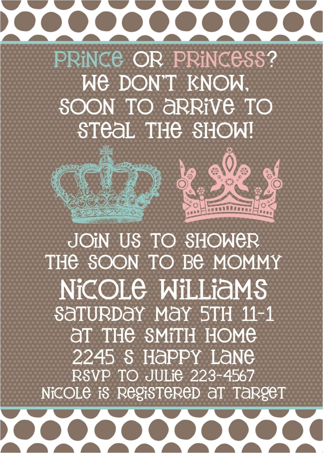 Baby Shower Invitation Wording Ideas for Unknown Gender Baby Shower Invitation Neutral Gender Unknown Shower