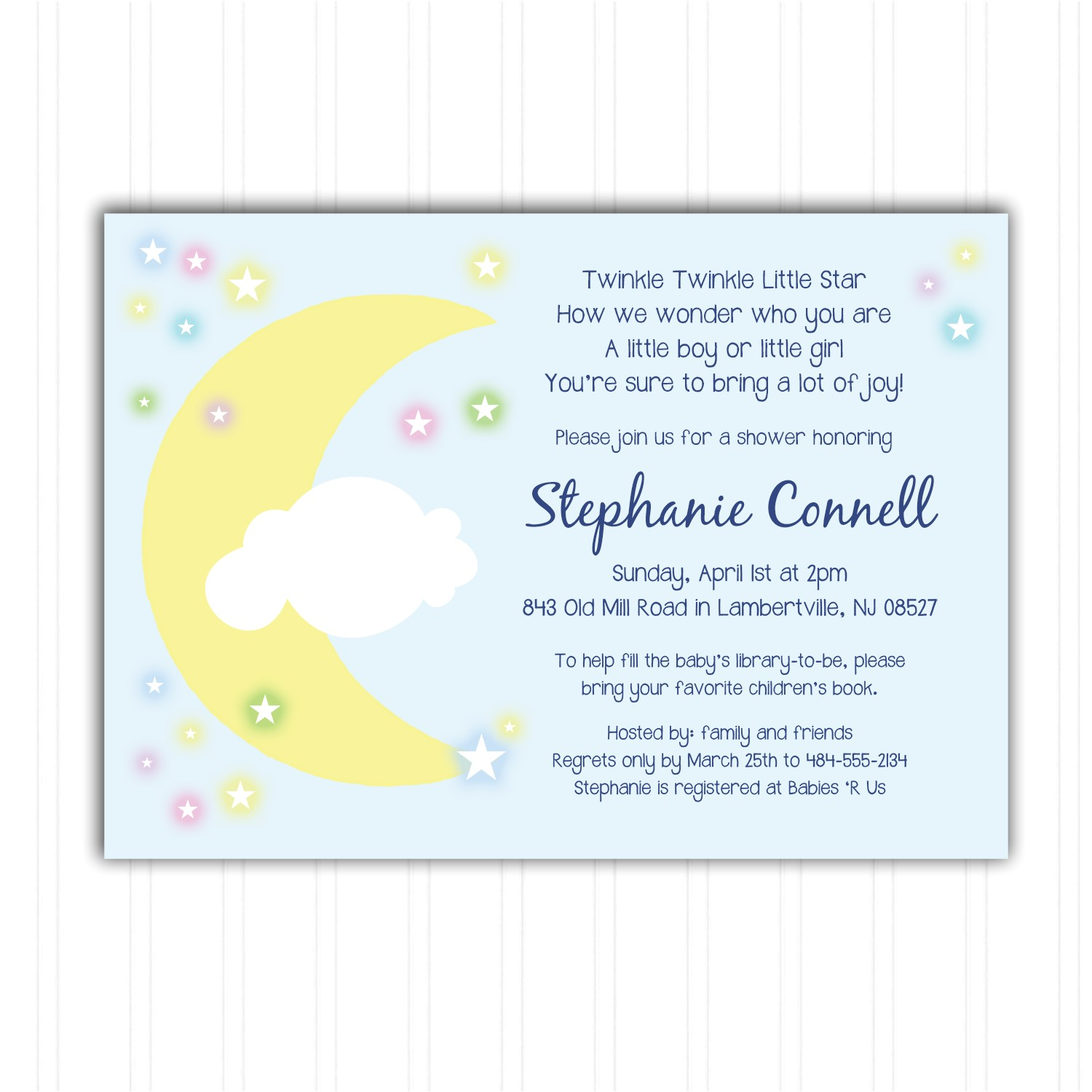 free printable baby shower invitations thank you card