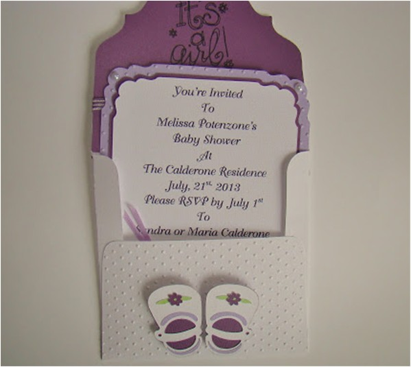 michaels baby shower invitations