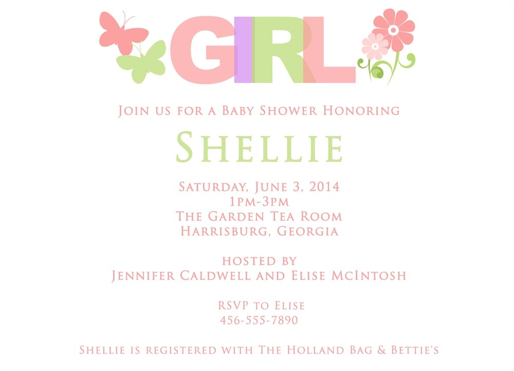 butterfly baby shower invitations cheap