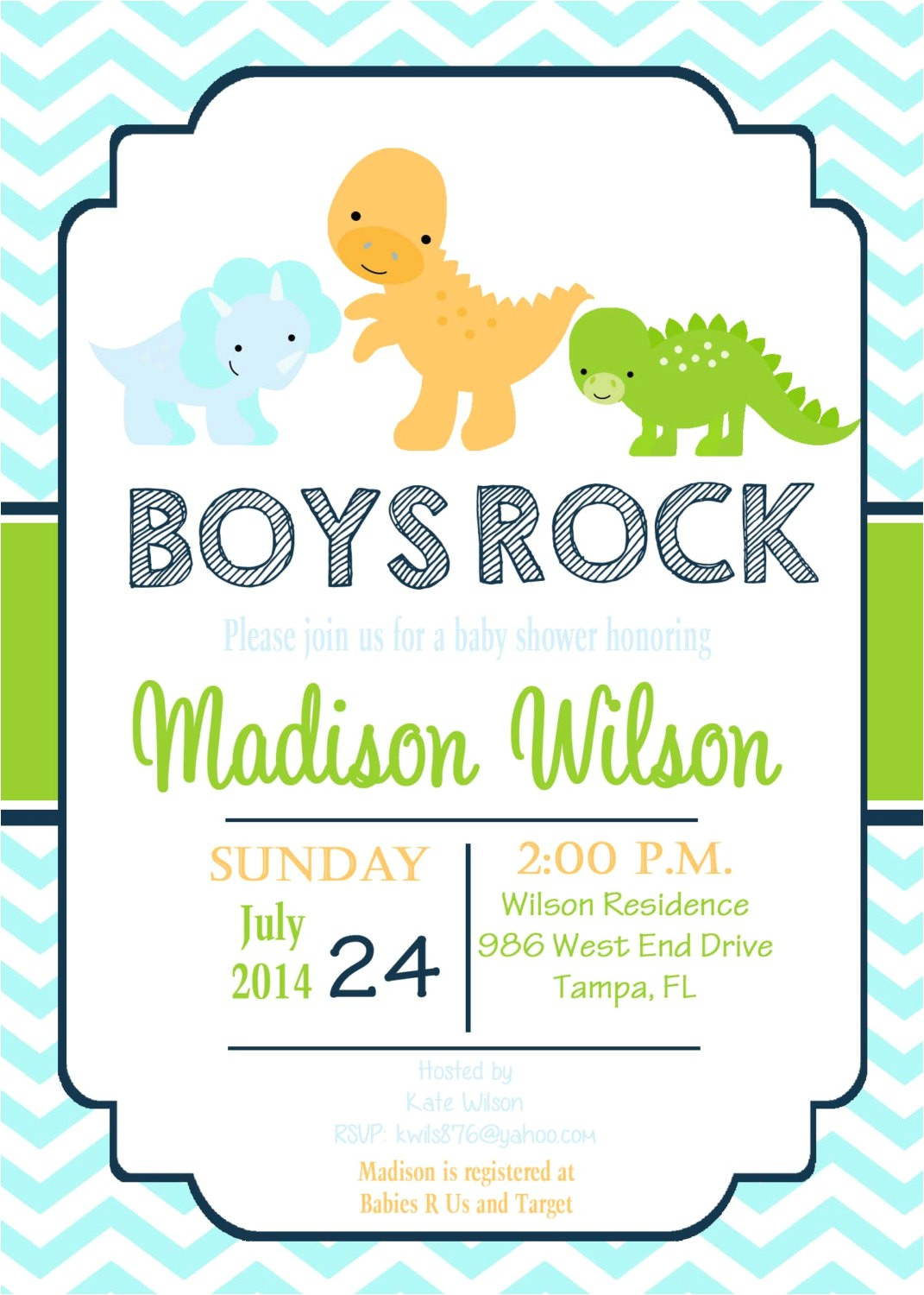 dinosaur baby shower invitations to her with a picturesque view of your baby shower invitation templates using awesome invitations 3