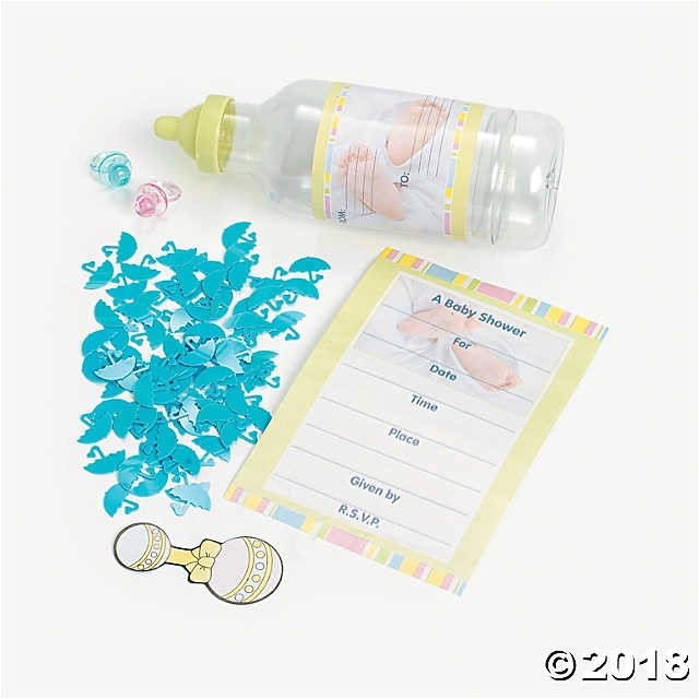 baby shower invitations in a bottle a2 12 3166 fltr