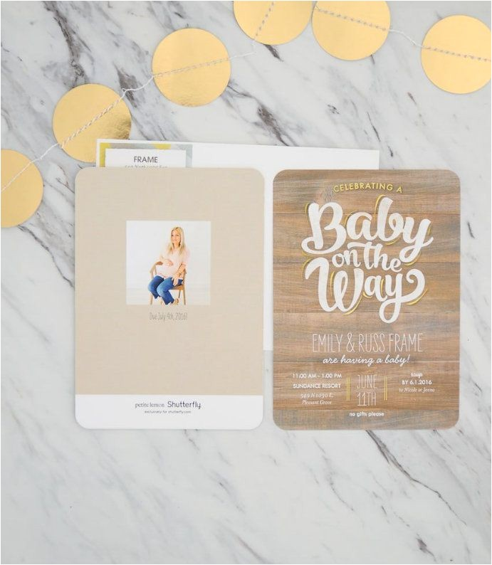 all about baby showers