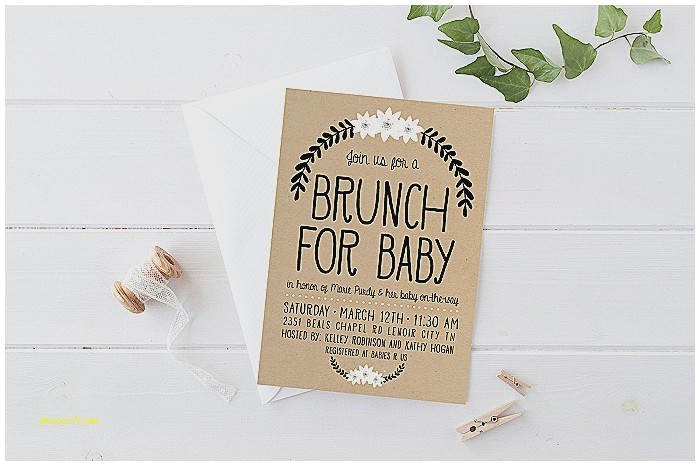 baby shower invitations to make at home
