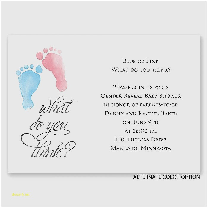 how to make baby shower invitations at home