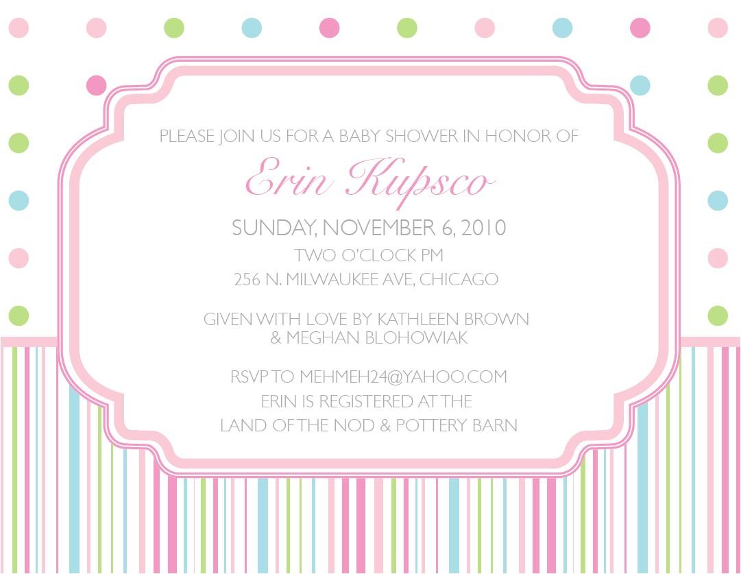 create baby shower invitations walmart