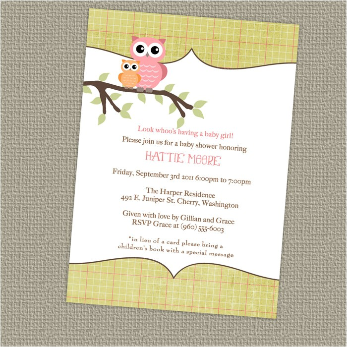 walmart invitations baby shower template