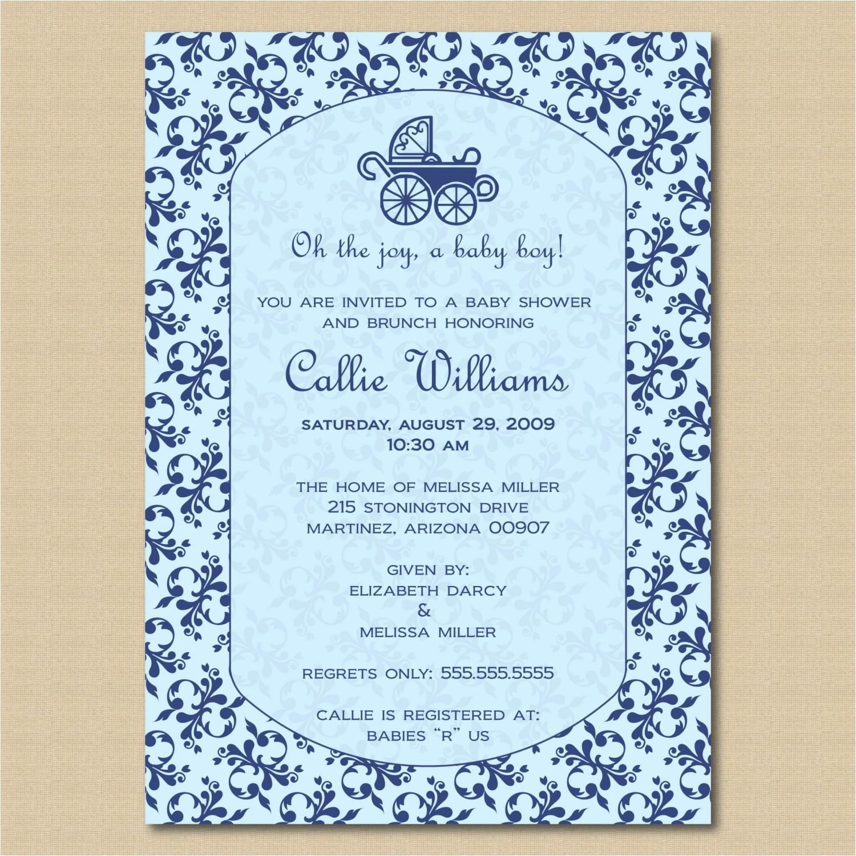 baby invitation quotes