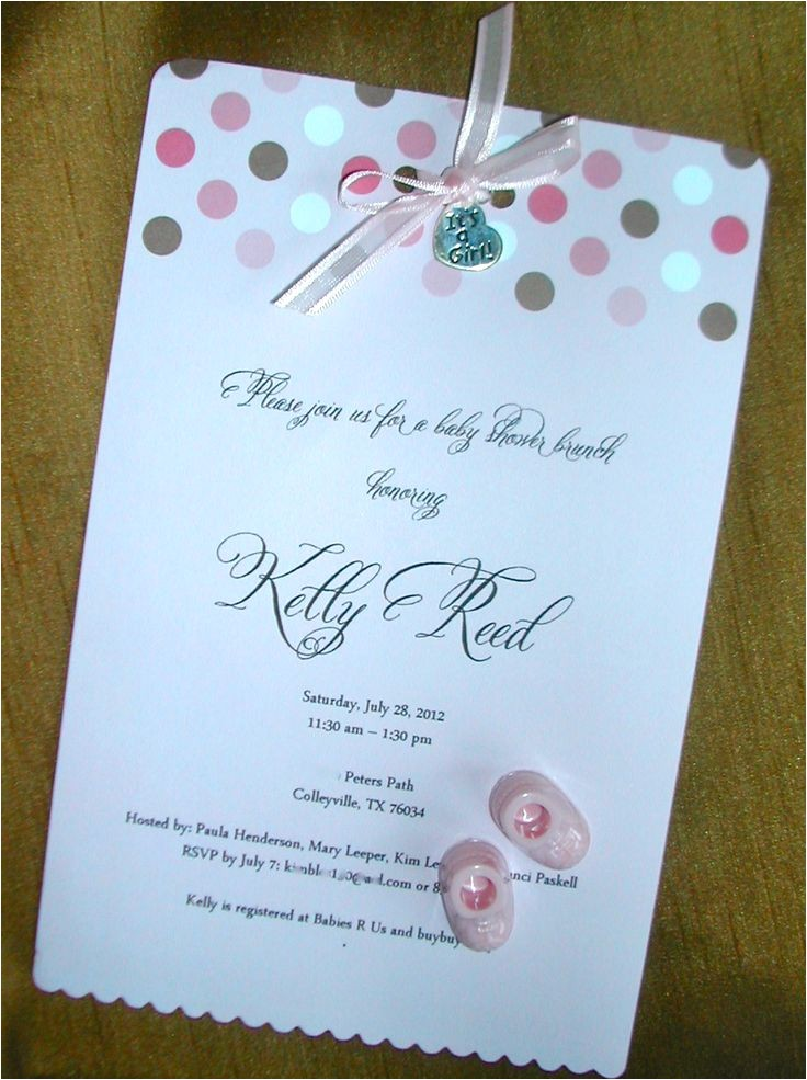 new diy baby shower invitations easy
