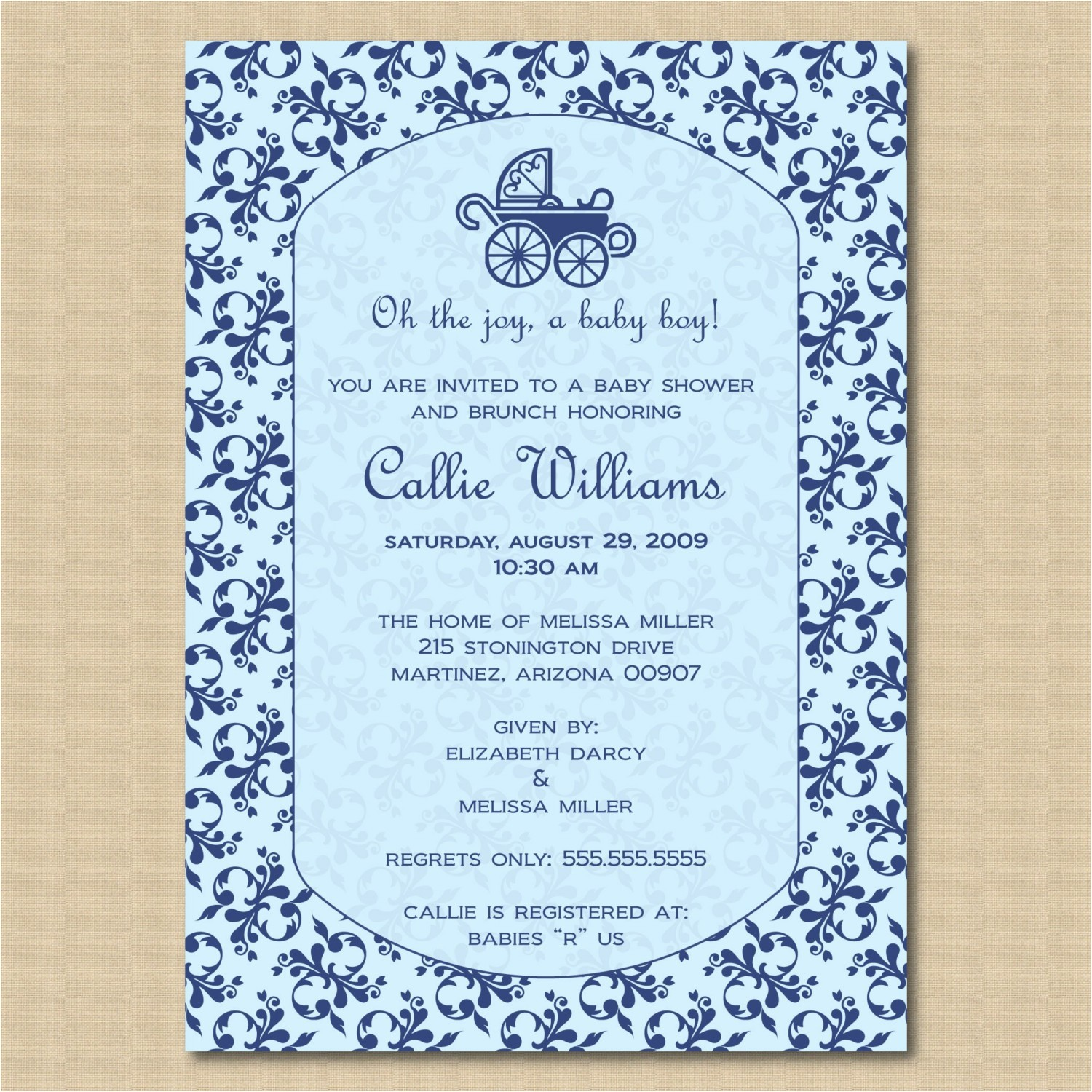 baby invitation quotes