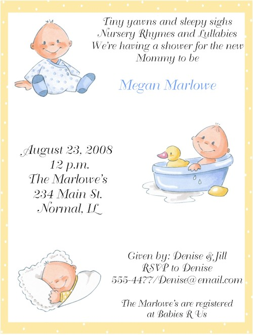 quotes for boys baby shower