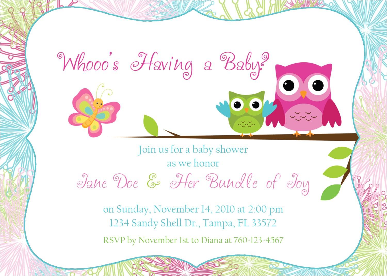 baby shower invitations online nz