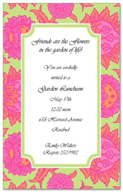 Baby Shower Luncheon Invitation Wording Baby Shower Brunch Invitations Wording Templates