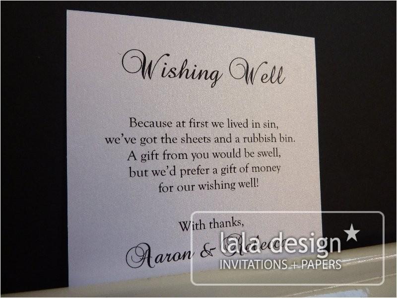 baby shower wishing well invitations wording