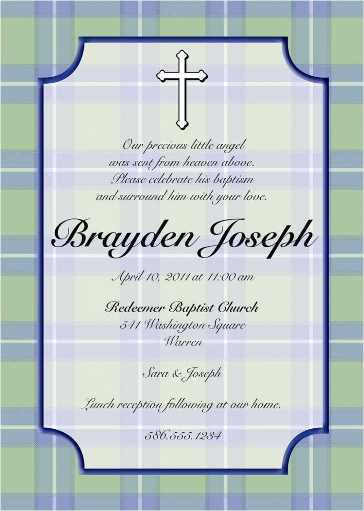 Baptism Invitation Wordings Baptism Invitations In Spanish