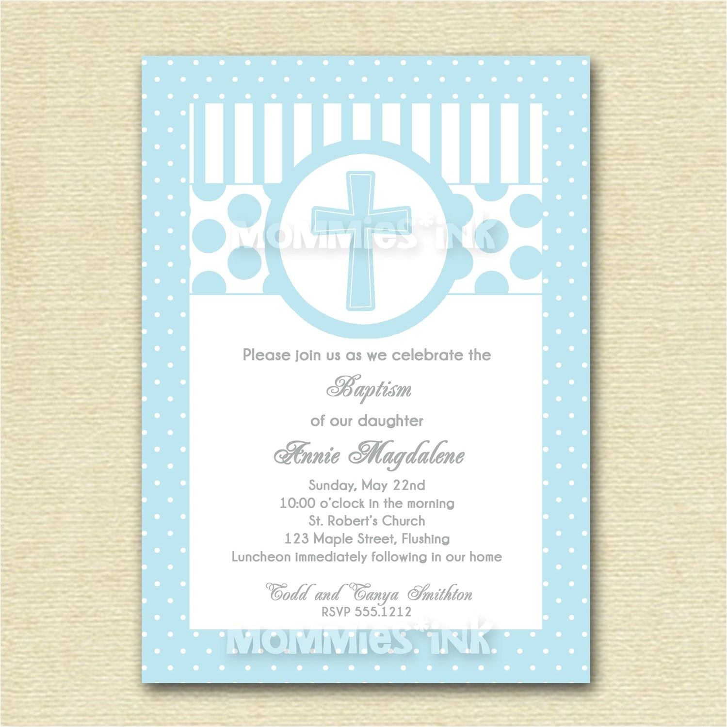 baptism invitation templates printable