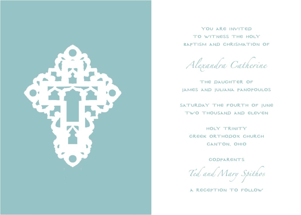 greek baptism invitations greek baptism invitation wording ics 300 powerpoint