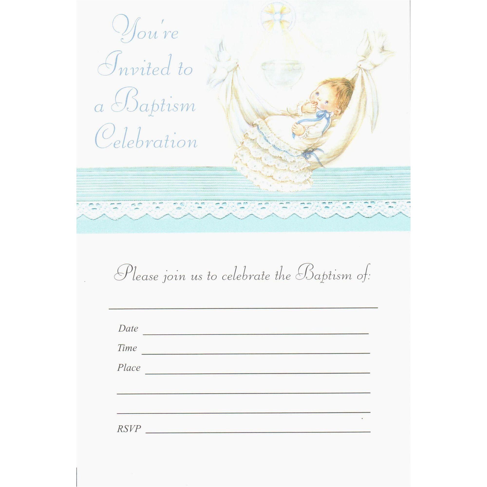 catholic baptism invitation wording in spanish