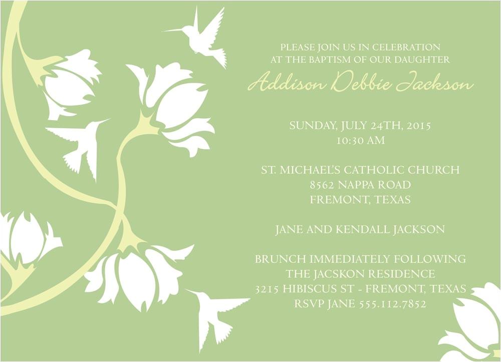 Baptismal Invitation Background Layout Baptism Invitation Background Layout