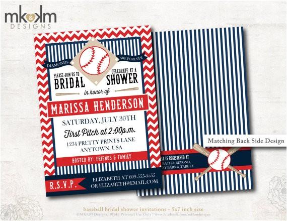 baseball bridal shower invitation ref=shop home active 18