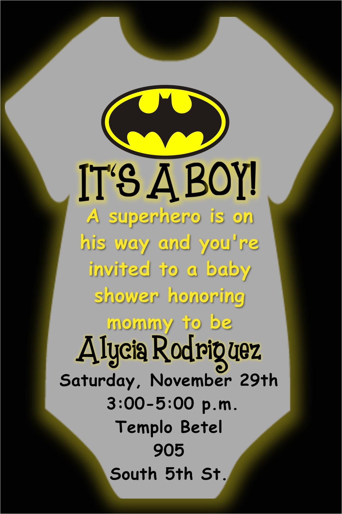 batman baby shower super hero baby shower invite invi