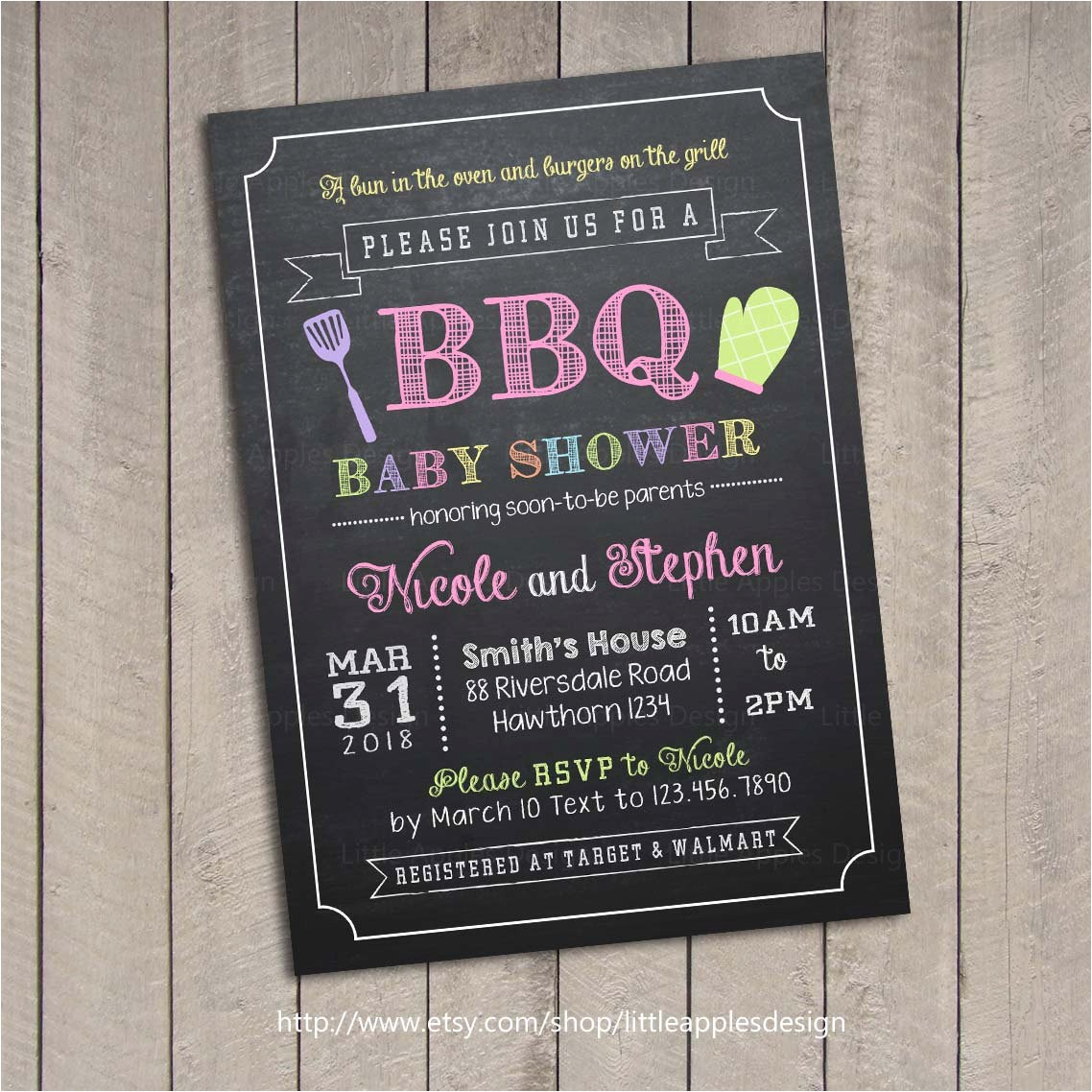 baby shower bbq invitation bbq baby
