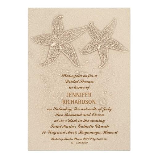beach bridal shower invitations 161525291839788641