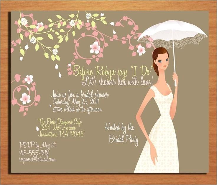 southern belle bridal shower